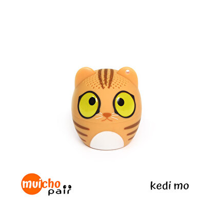 Resim   Muicho Pair Bluetooth Mini Speaker Kedi Mo