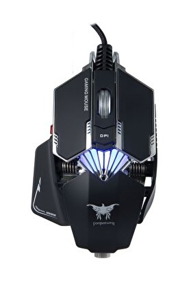 Resim  Onikuma Combatwing CW20 Pro Gaming Mouse