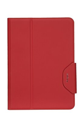 Resim   Targus Versavu case for iPad (6th gen. / 5th gen.), iPad Pro (9.7-inch) Red