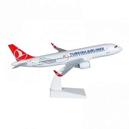 Resim   TK Collection A320 1/100 Model Uçak