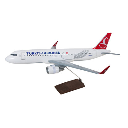 Resim   TK Collection A320 Neo 1/60 Model Uçak