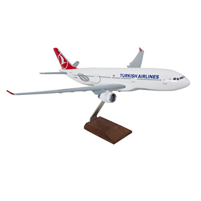 Resim   TK Collection A330-300 1/100 Model Uçak