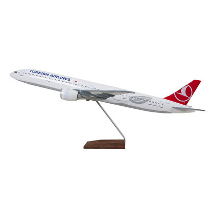 Resim    TK Collection B777-300 1/100 Model Uçak