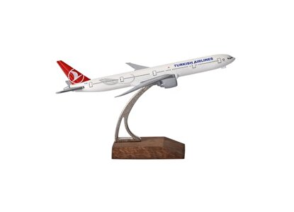 Resim     TK Collection B777-300 1/500 Metal Model Uçak