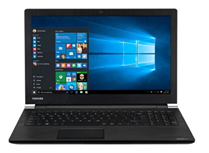 "Resim  Toshiba Satellite Pro A50-D-1KE Intel Core i7 7500U 16GB 500GB SSD Windows 10 Pro 15.6"" Notebook"