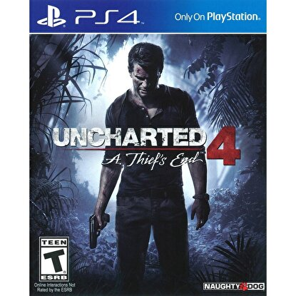 Resim   Uncharted 4 : A Thief's End PS4 Oyunu