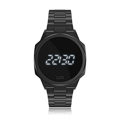 Resim   Upwatch Icon All Black Unisex Kol Saati