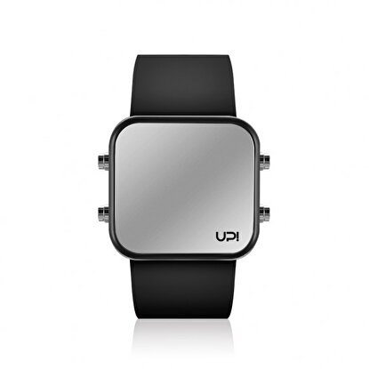 Resim   Upwatch Led Mini Black Unisex Kol Saati