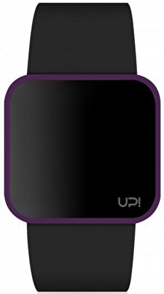 Resim   Upwatch Smooth & Purple Unisex Kol Saati