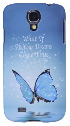 Resim  What's Your Case Dreams Galaxy S4 Telefon Kılıfı