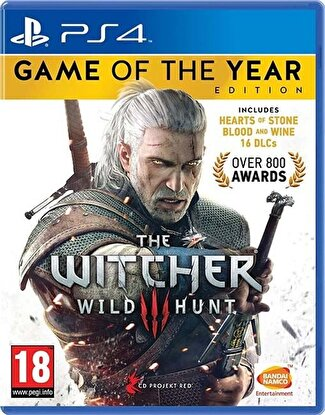 Resim   Witcher 3 :Wild Hunt - Game of the Year Edition