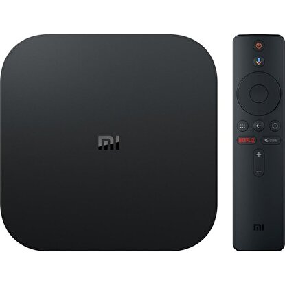 Resim   Xiaomi Mi Box S 4K Android Tv Box Media Player