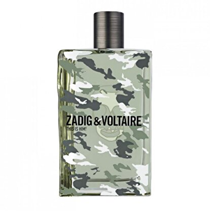 Resim  Zadig & Voltaire This Is Him! No Rules EDT 100 ml Erkek Parfüm