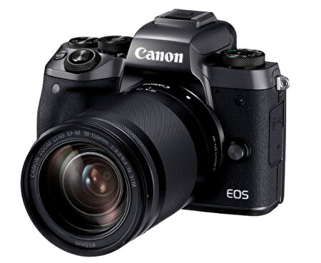 Picture of Canon EOS M5 M18-150 IS STM Camera