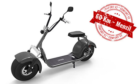 Picture of Citycoco Comfort V2 Electric Bike