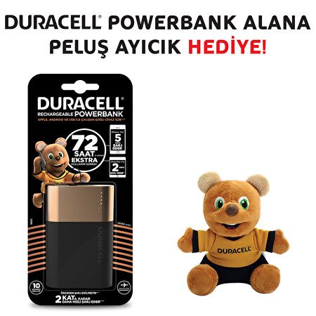 Picture of  Duracell Powerbank 10050 mAh