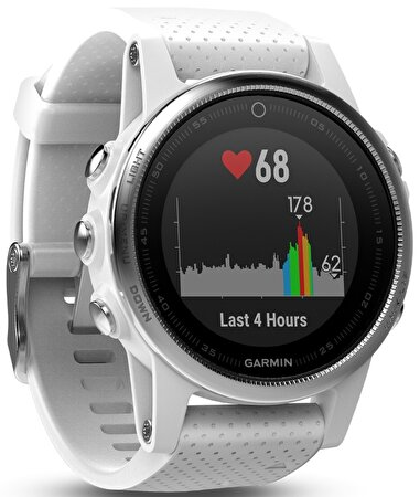 Picture of  Garmin Fenix 5s - White / Smart Sport Watch