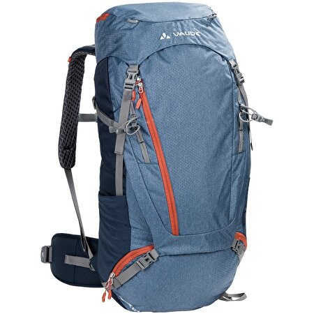 Picture of Vaude Asymmetric 52 + 8 Backpack Blue 12437