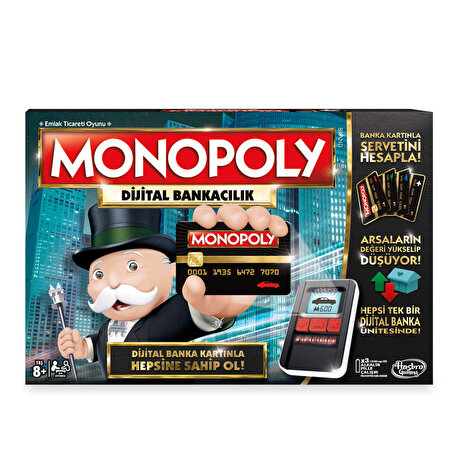 Picture of Monopoly Digital Bank