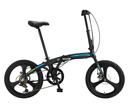 Picture of  Ümit Bicycle 2037 Folding 2D Folding Bike