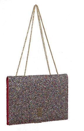 Picture of  Whynote Notebook Bag Glitter Multi