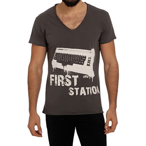 Biggdesign T-Shirt First Station M