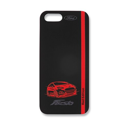 Fotoğraf  Ford Fiesta Red Edition Iphone 5 Kapak