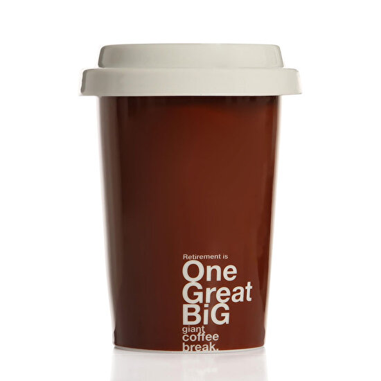 product image Biggmug Take Away Mug - Kahverengi