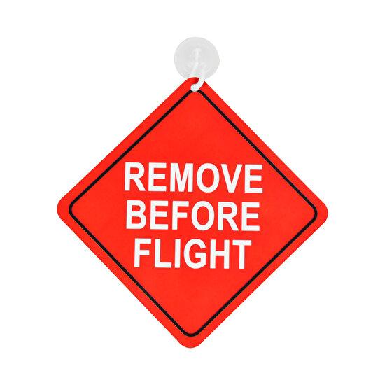 Picture of THK Design Araba Levhası Remove Before Flight