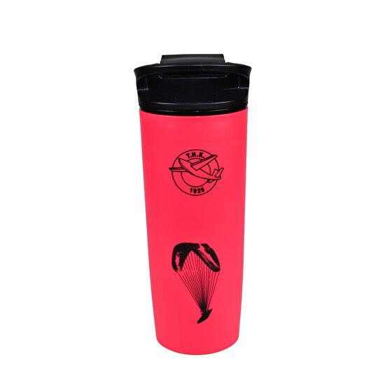 Picture of THK Design Kırmızı Devrilmez Mug Paraşüt