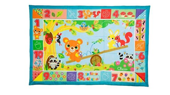 Picture of Chicco XXL Forest Playmat Oyun Halısı