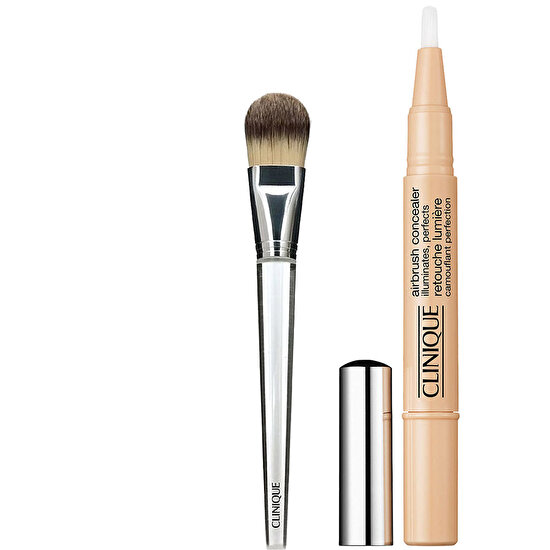 Picture of Clinique Airbrush Concealer 1,5 ml 04 FONDOTEN FIRÇASI HEDİYELİ