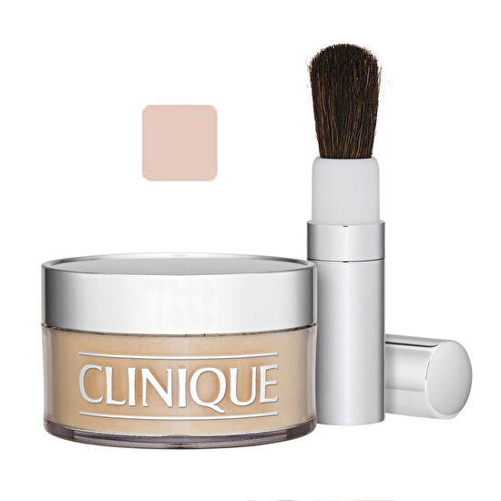 Picture of Clinique Blended Face Powder & Brush Transparency 4 Pudra