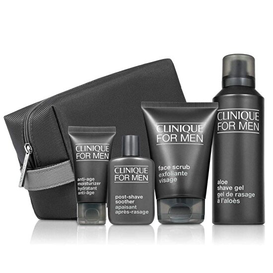 Picture of Clinique Great Skin For Him Set Erkek Bakım Seti