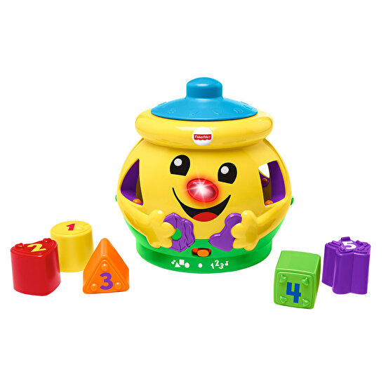 Picture of  Fisher Price LnL Eğitici Kurabiye Kavanozu (Türkçe)