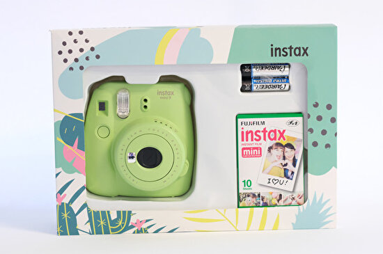Picture of Fujifilm Instax 9 Box(Mini), Yeşil