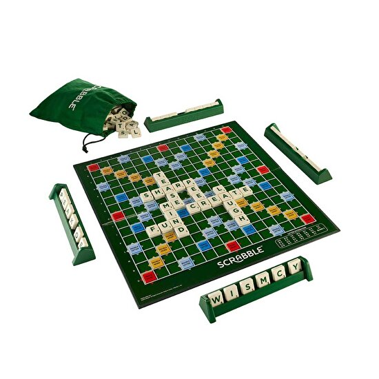 Picture of  Mattel Scrabble Original inglizce