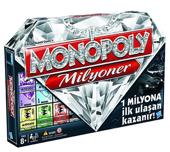 Picture of  Monopoly Milyoner