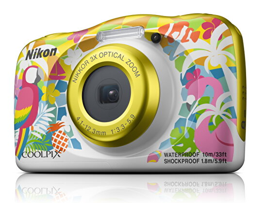 Picture of Nikon Coolpix W150 Backpack Kit Fotoğraf Makinesi Çiçek