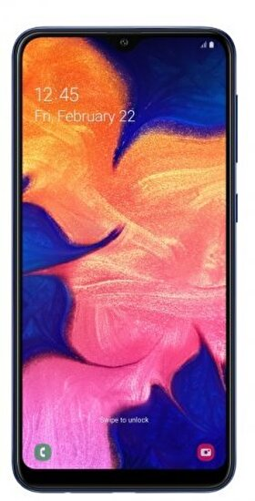 Picture of Samsung Galaxy A10 32 GB Cep Telefonu Mavi