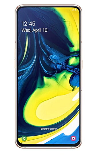 Picture of Samsung Galaxy A80 128 GB Cep Telefonu Pembe