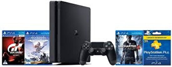 Picture of Sony PS4 500GB + 3 Adet Oyun + 3 Ay Live