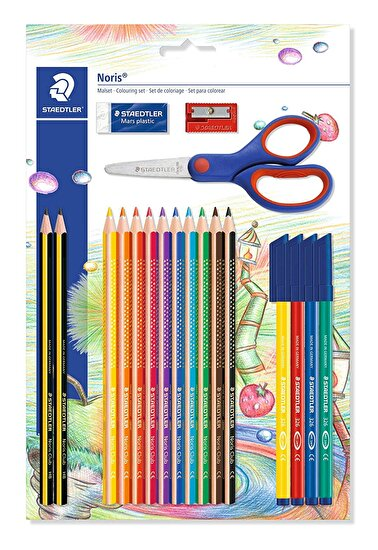 Picture of  Staedtler 61 SET 43 Noris Set