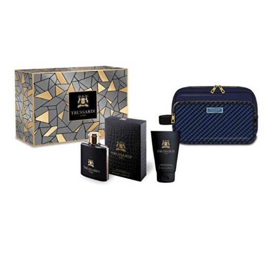 Picture of Trussardi Uomo Man Mosaic EDT 100 ml Erkek Parfüm Set