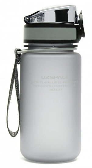 Picture of Uzspace Tritan 3034 350 ML Gri Matara