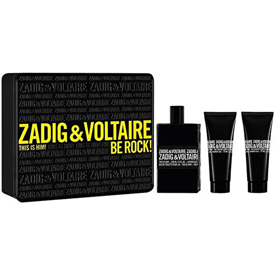 Picture of Zadig&Voltaire This Is Him EDT 100 ml Erkek Parfüm Set