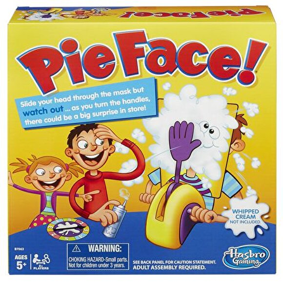 Picture of  Pie Face Düello