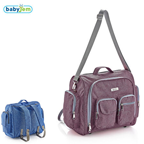 Picture of  Babyjem Baby Care Bag - Pink