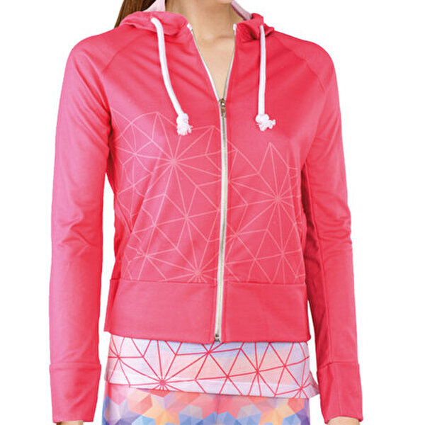 Picture of  BiggYoga Aura Sweatshirt - Size L - Pink