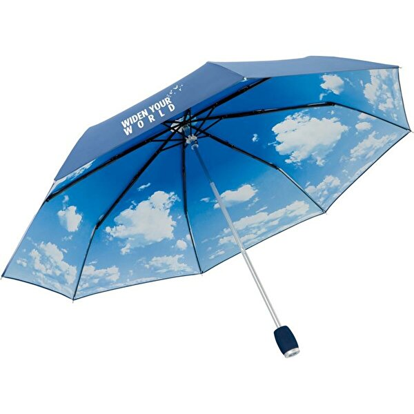 Picture of  TK Collection 578337 Widen Your World Umbrella